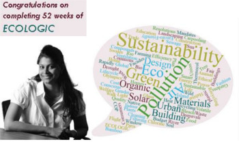 ECOLOGIC completes 1 Year!