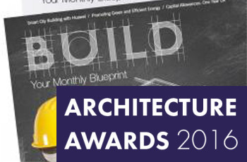 BUILD Architecture Awards 2016