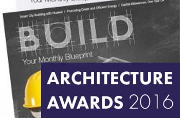 BUILD Architecture Awards 2016