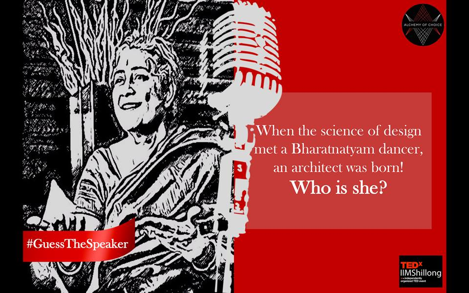 Sheila Sri Prakash - TEDx Shillong