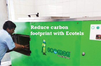 ECOLOGIC: Reduce carbon footprint with Ecotels
