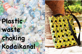 ECOLOGIC: Plastic waste choking Kodaikanal