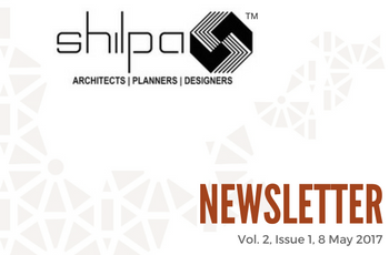 Shilpa Architects Newsletter, Vol. 2, Issue 1