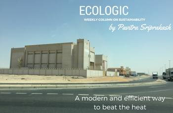 ECOLOGIC: A modern and efficient way to beat the heat