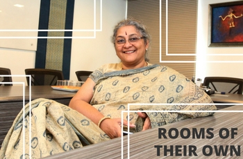 The Indian Express: Rooms of their own