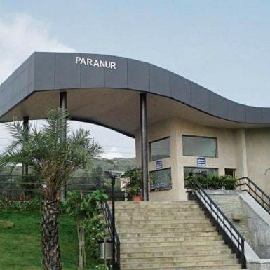 Railway Station - Paranur 3