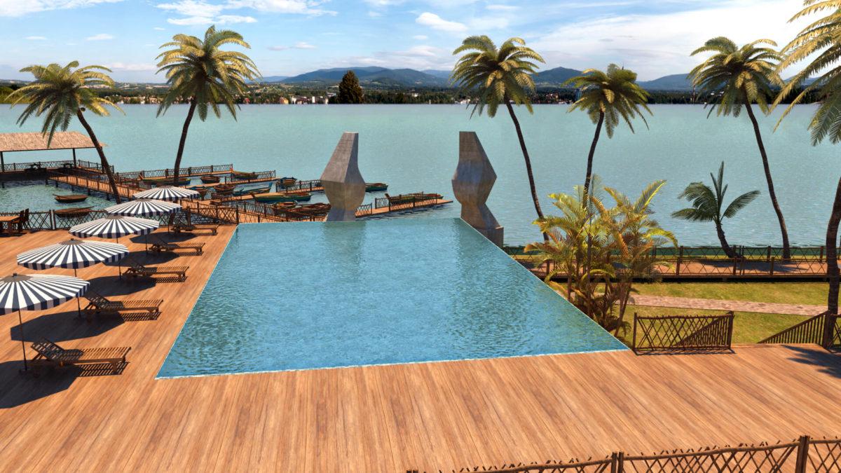 APTDC Backwater Resort Swimming Pool