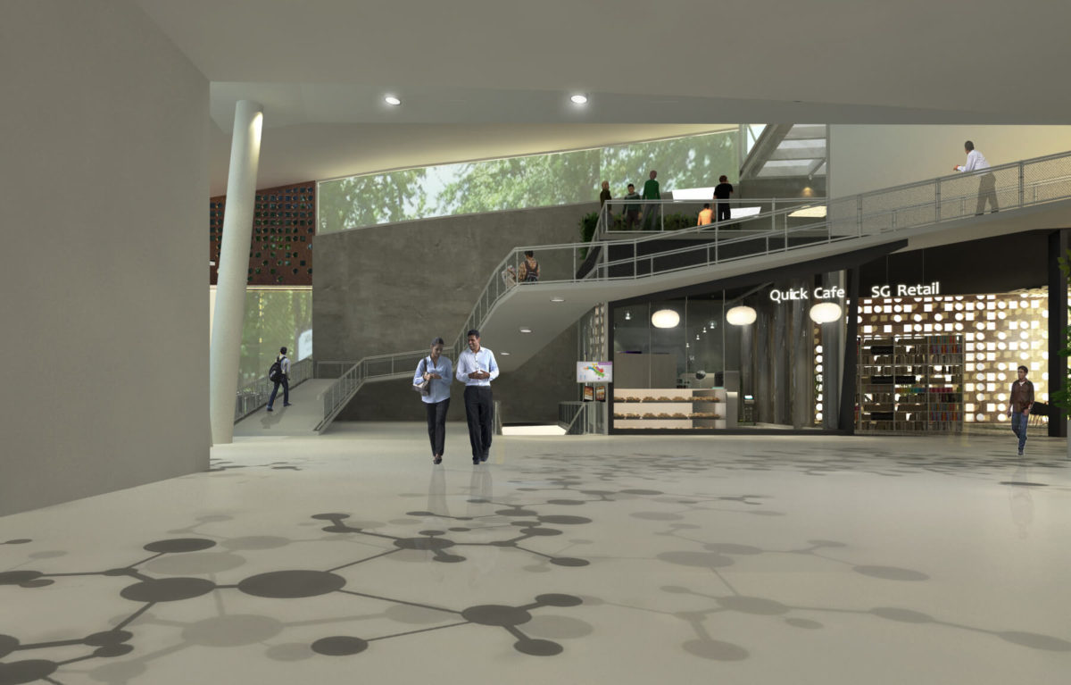 Art and Science Gallery Interior 2
