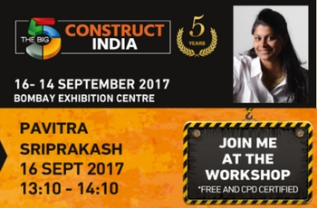 The Big 5 Construct India 2017