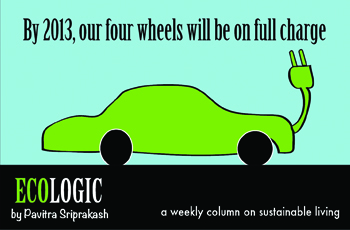 ECOLOGIC: By 2030, our four wheels will be on full charge.