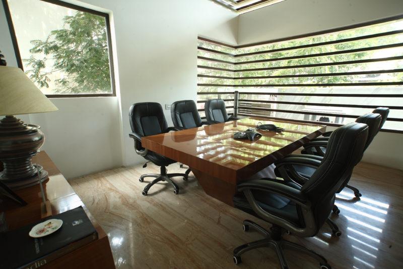 Shilpa Architects Board Room