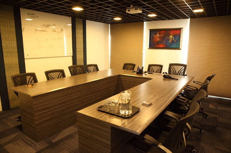 Shilpa Architects Conference Room