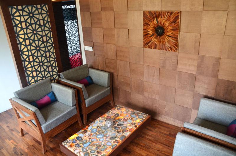 Shilpa Architects Clients Lounge