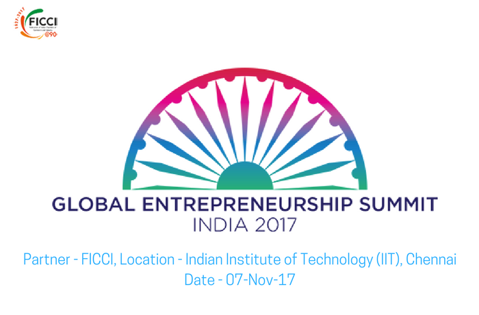 Road to Global Entrepreneurship Summit (GES) 2017, Chennai