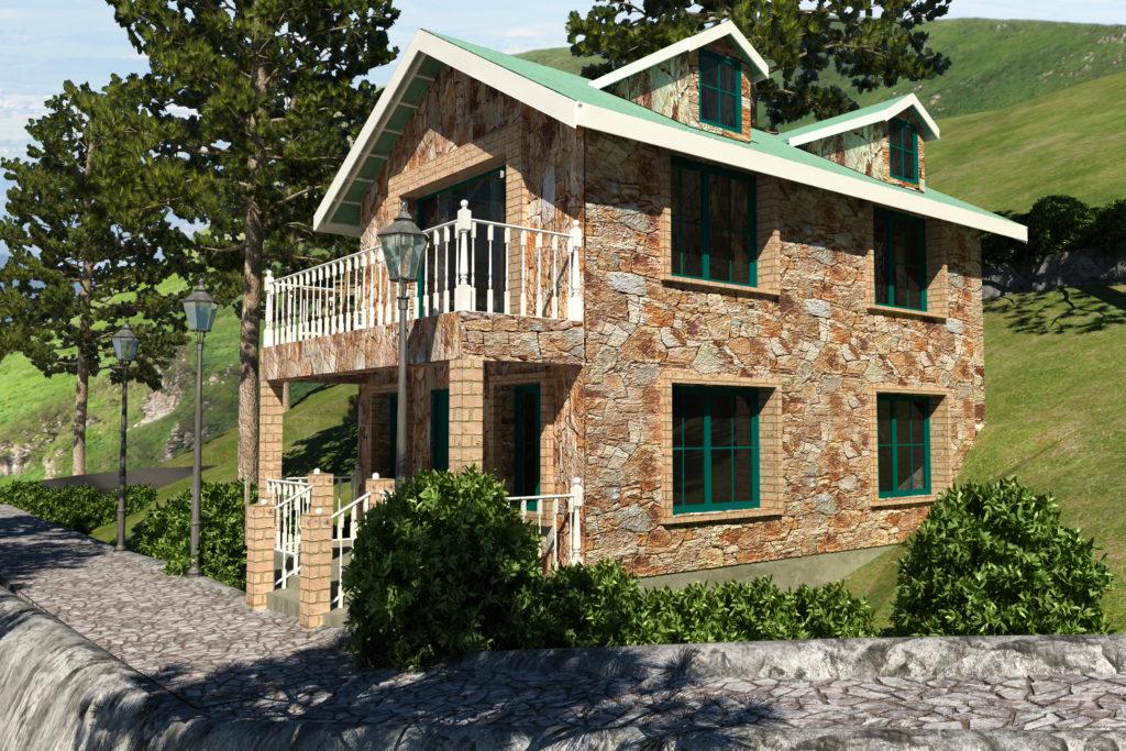 Premium Cottage Silver Falls