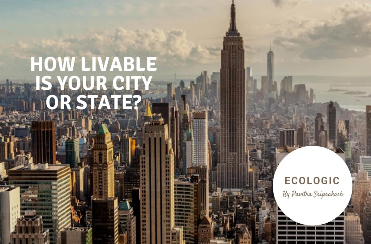 ECOLOGIC : How livable is your city or state?