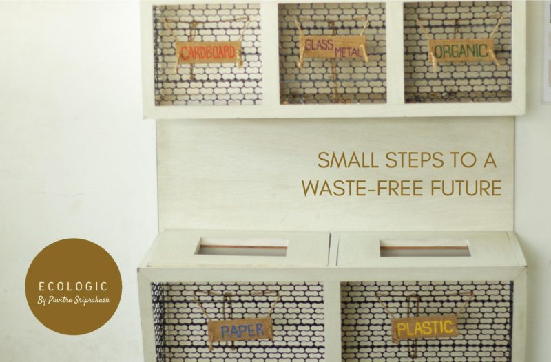 Ecologic : Small steps to a waste-free future