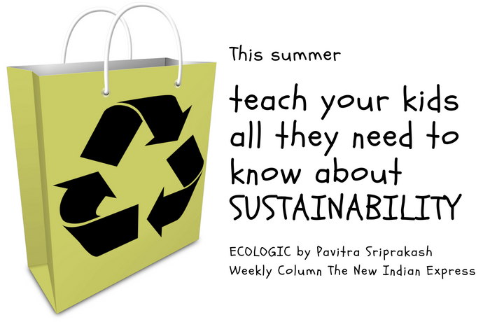 ECOLOGIC: Teach your kids about sustainability