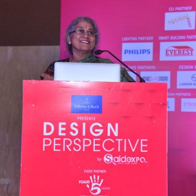 AR. SHEILA SRRIPRAKASH - Design Perspective Kolkata Edition,FOAID