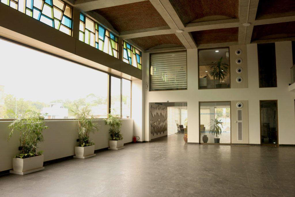 MMA House Lobby