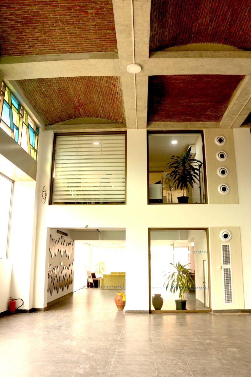 MMA House Lobby 2
