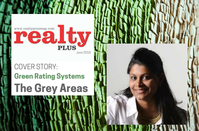COVER Story: Realty Plus June 2018