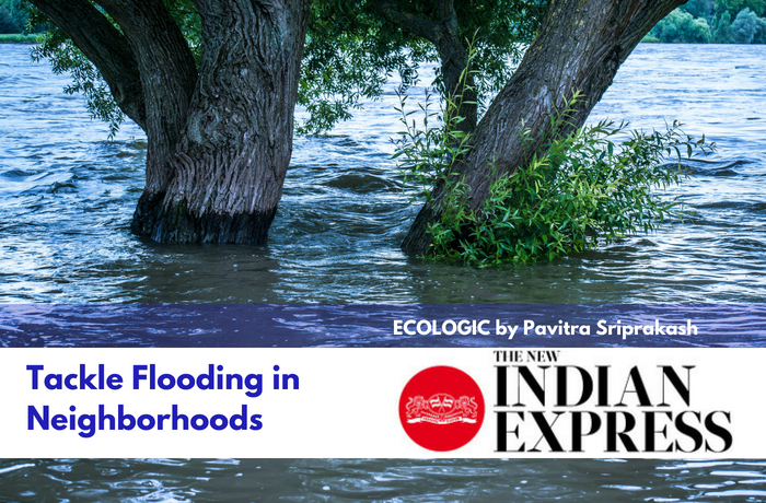 ECOLOGIC: Tackle Flooding in Neighborhoods