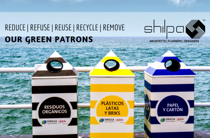 Plastic Drive Update: Our green patrons