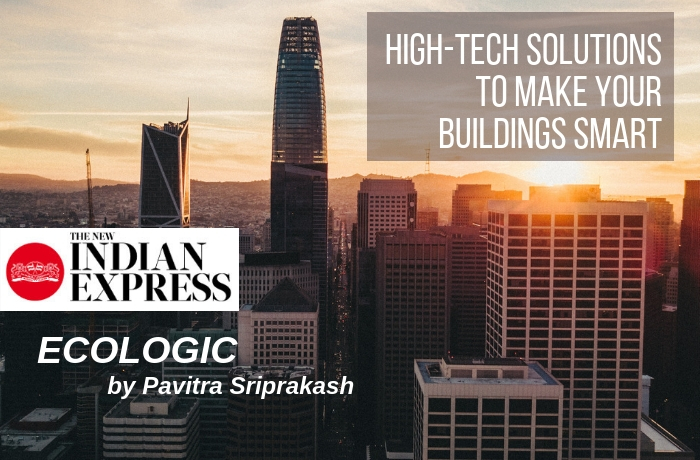 ECOLOGIC: High-tech solutions to make your buildings smart