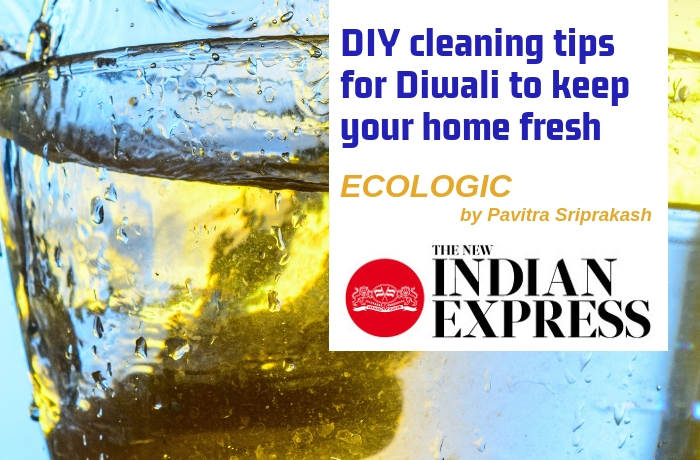ECOLOGIC: DIY cleaning tips for Diwali