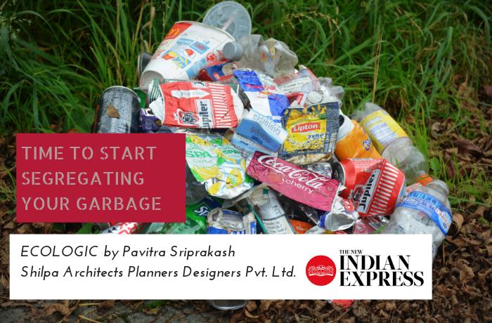 ECOLOGIC:TIME TO START SEGREGATING YOUR GARBAGE