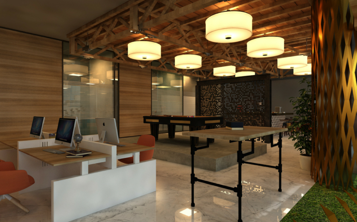 Corporate Office – Office Garden 4