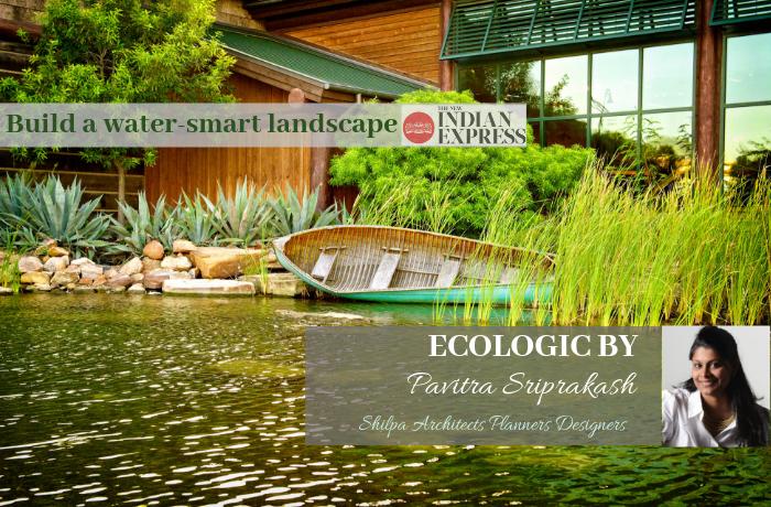 ECOLOGIC: Build a water-smart landscape