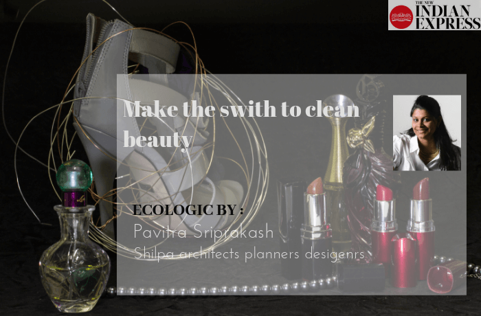 ECOLOGIC : Make the switch to clean beauty