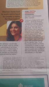 Pavitra Sriprakash- Times Property Mumbai Edition