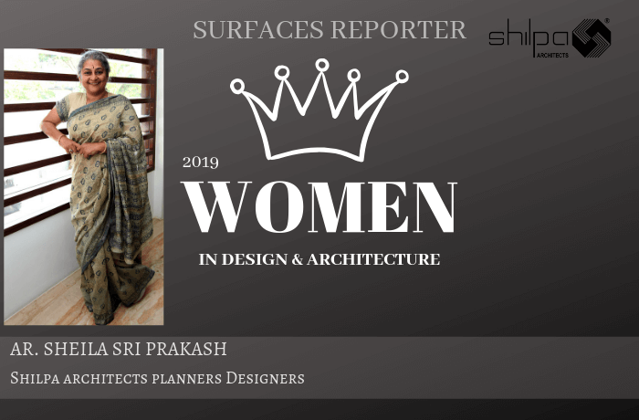 2019 WOMEN IN DESIGN & ARCHITECTURE