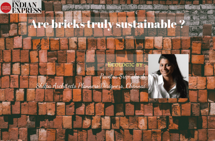 ECOLOGIC : Are bricks truly sustainable ?