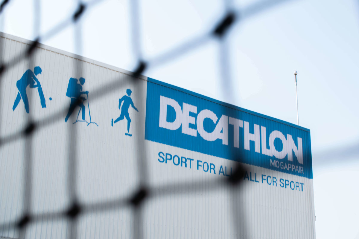 Decathlon by Shilpa architects planners designers is the french sporting goods retailer with close to 70 stores in India