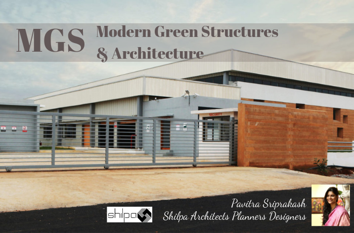 Modern Green Structures & Architecture 2019