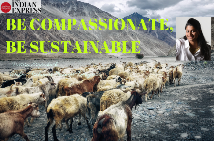 ECOLOGIC : Be compassionate, Be sustainable
