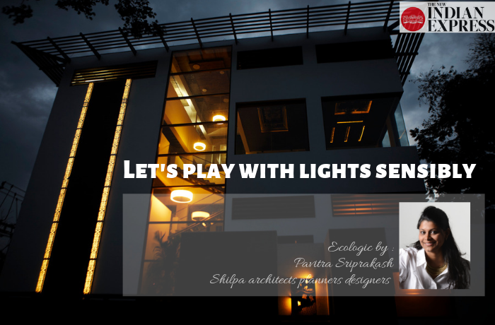 ECOLOGIC : Let's play with lights sensibly