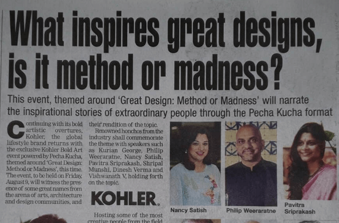 Great Design: Method or Madness