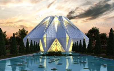 ShirdiSai Baba Temple is an institutional project and is being proposed by Shilpa architects planners designers as part of the master-plan in koppur village