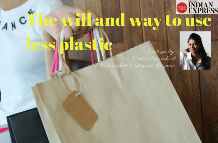 ECOLOGIC : The will and way to use less plastic