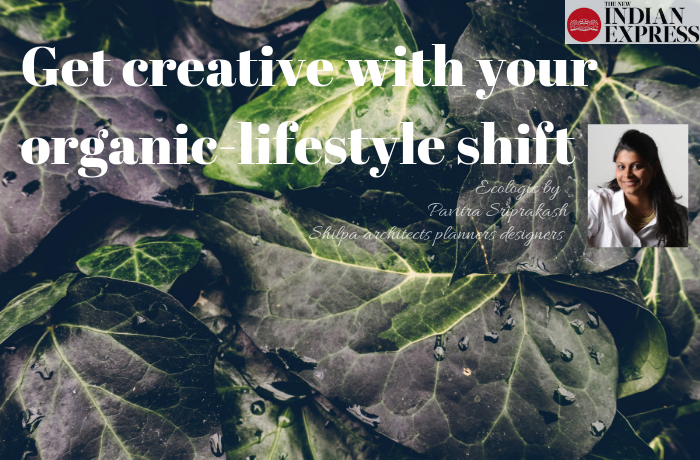 ECOLOGIC : Get creative with your organic-lifestyle shift