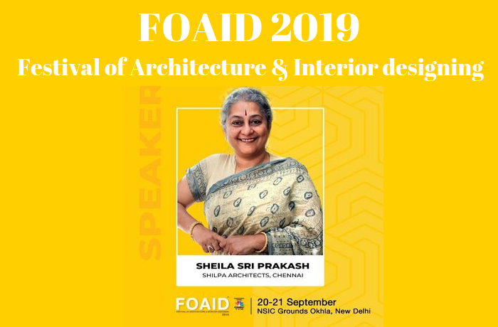 FOAID 2019 : New Delhi Edition