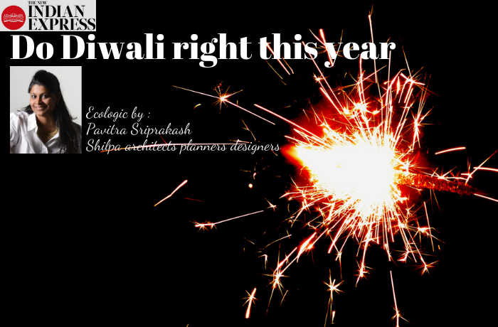 ECOLOGIC : Do Diwali right this year