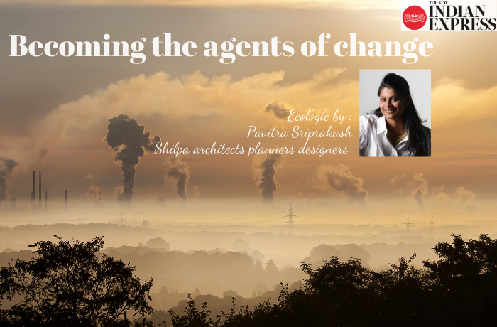 ECOLOGIC : Becoming the agents of change