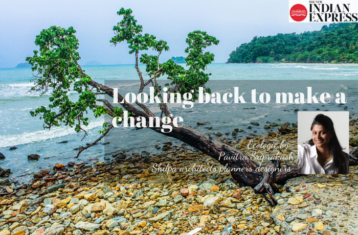 ECOLOGIC : Looking back to make a change