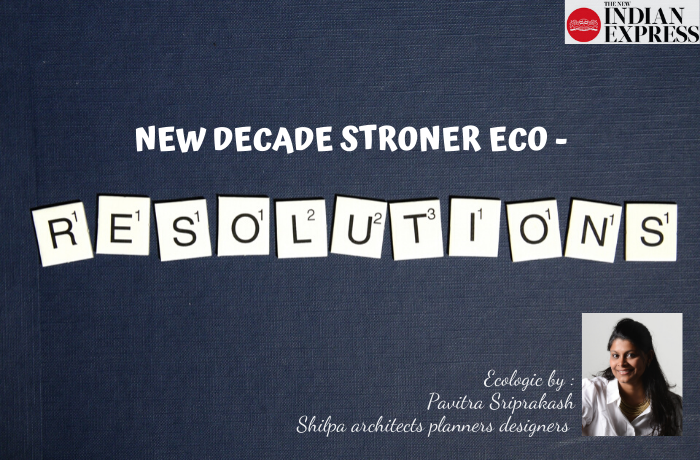 ECOLOGIC : New decade, stronger eco-resolutions